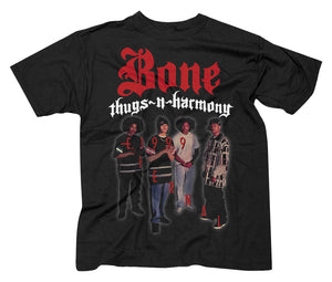 "Bone Thugs-n-Harmony ""E 1999 Photo"" t-shirt"