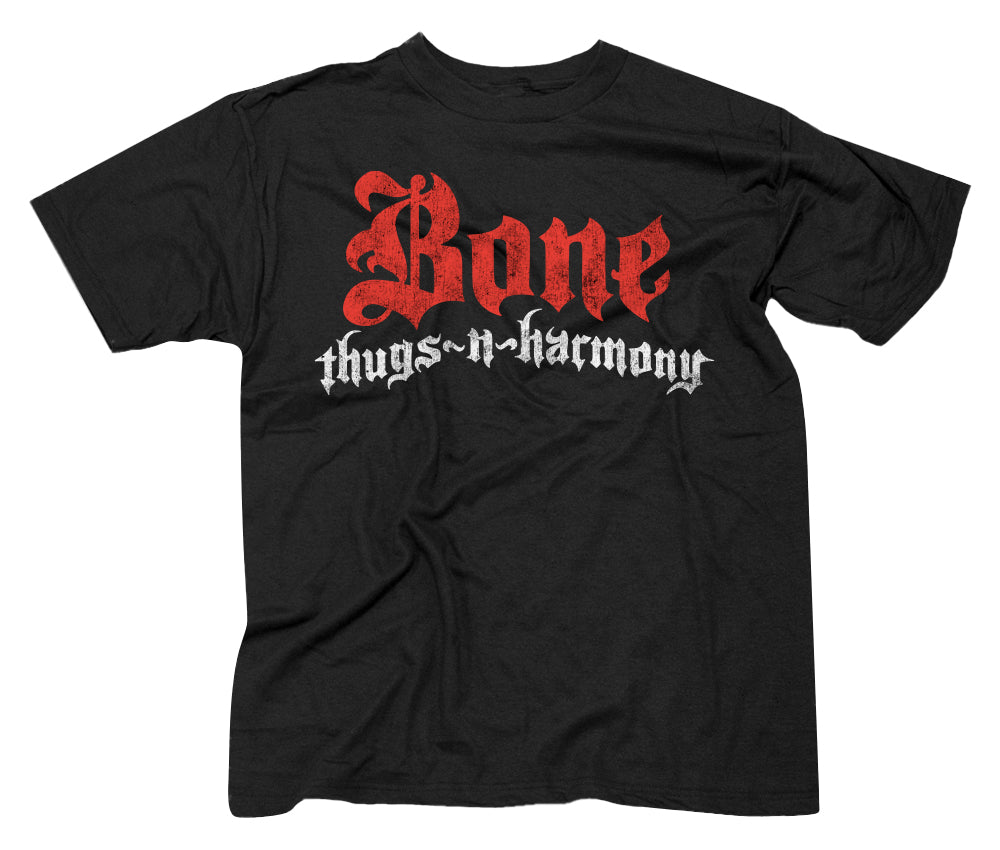"Bone Thugs-n-Harmony ""Logo"" t-shirt"
