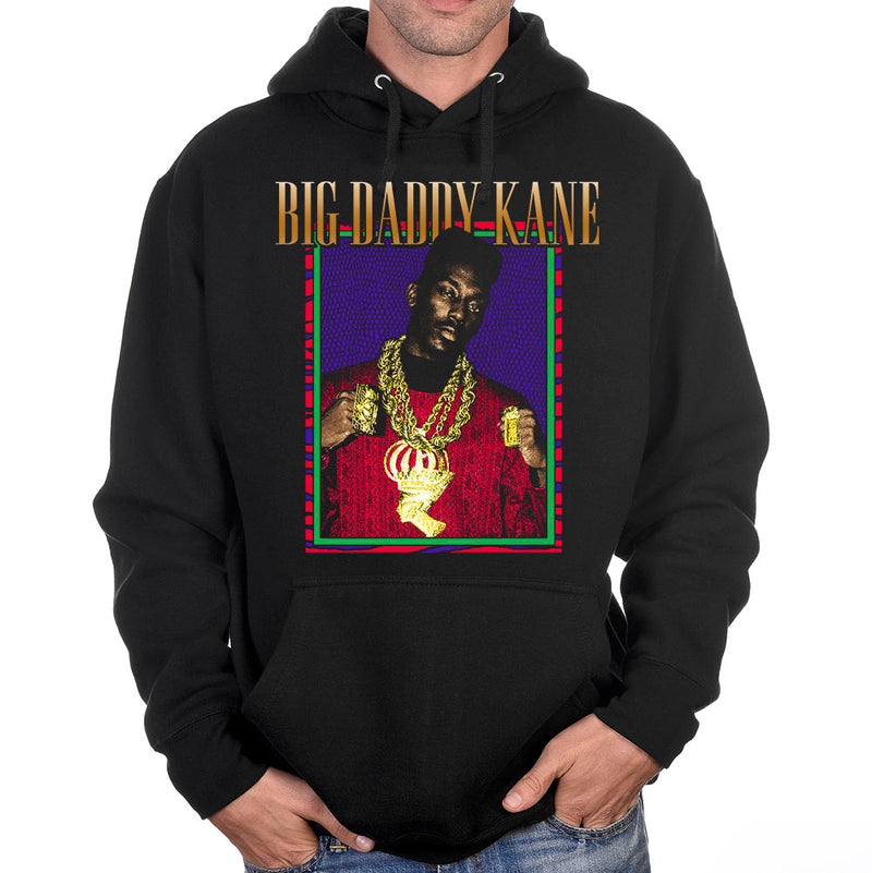"Big Daddy Kane ""Chains"" Pullover Hoodie"