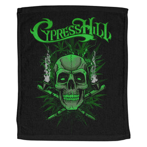 "Cypress Hill ""420"" rally towel"