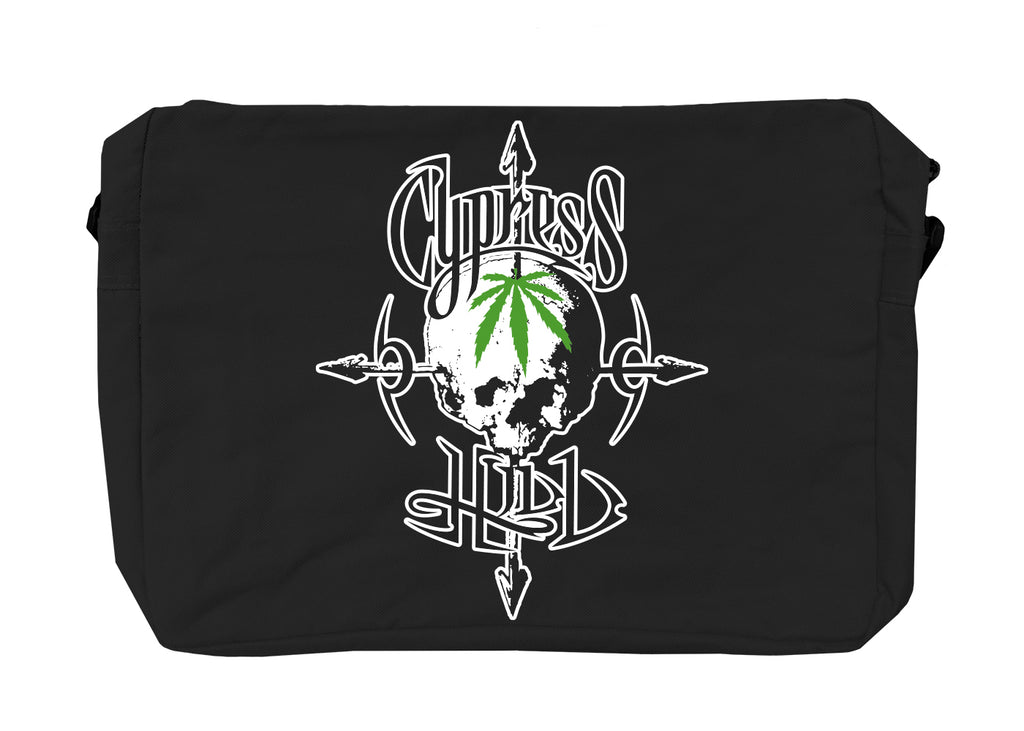 "Cypress Hill ""Pothead"" messenger bag"