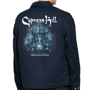 "Cypress Hill ""Elephants On Acid"" Jacket"