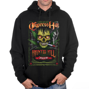 "Cypress Hill ""Haunted Hill 2019"" Pullover Hoodie"