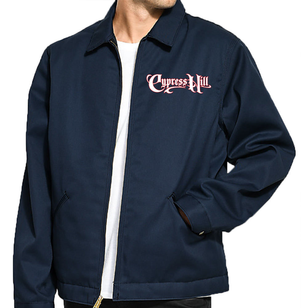 "Cypress Hill ""Haunted Hill 2019"" Work Jacket"