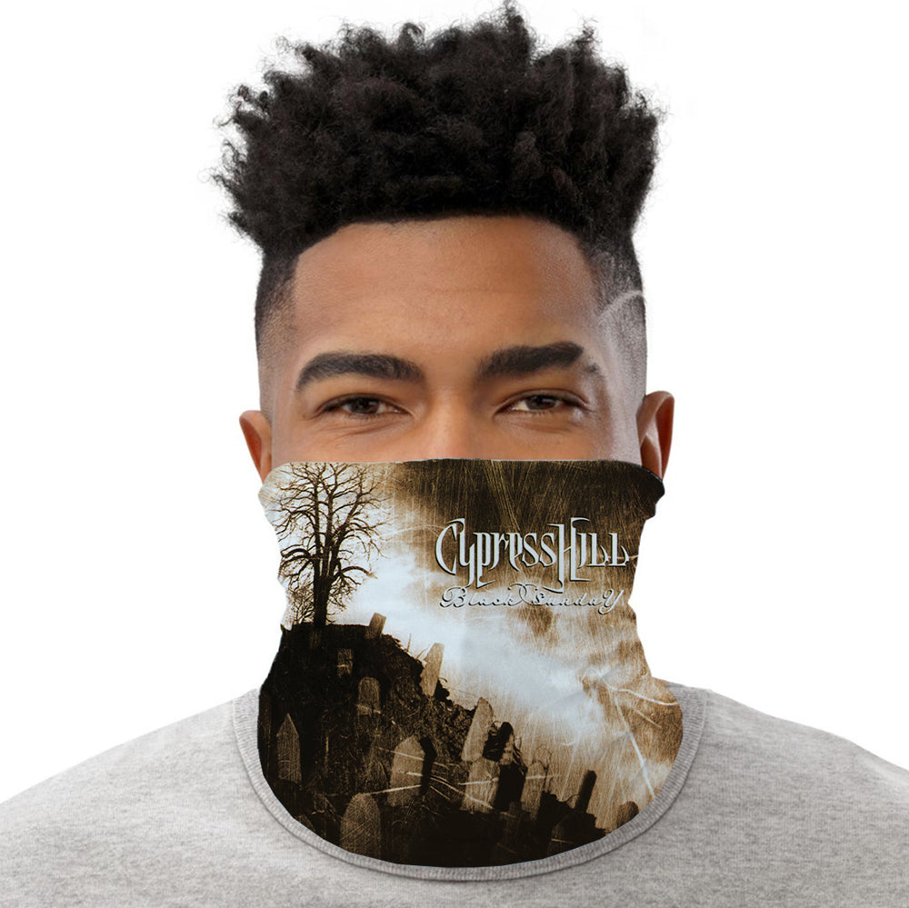 "Cypress Hill ""Black Sunday"" Neck Gaiter"