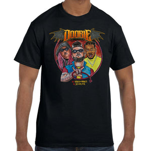 "Doobie ""Highway To Hell Tour"" T-Shirt"