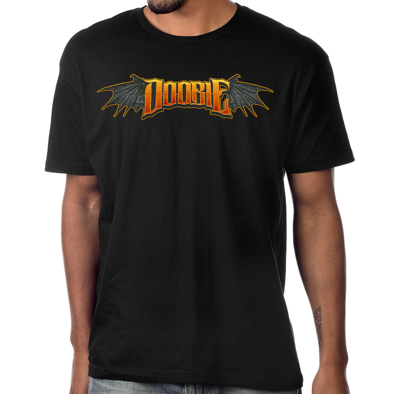 "Doobie ""Horns Logo"" T-Shirt"