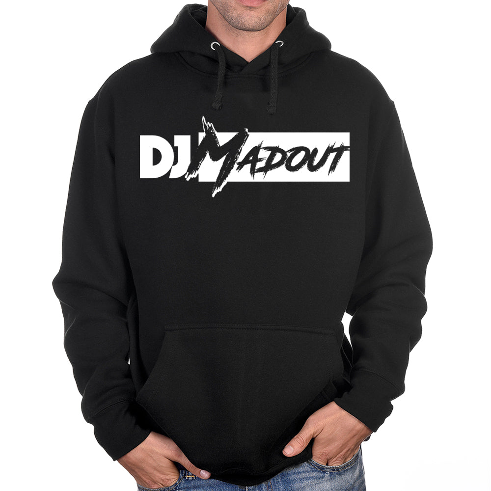 "DJ MADOUT ""Logo"" Pullover Hoodie"