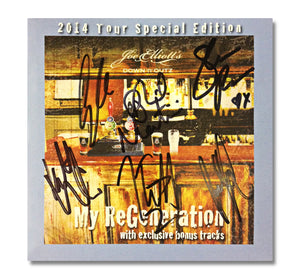 "Down N' Outz ""My ReGeneration"" AUTOGRAPHED & Limited Edition Numbered CD"