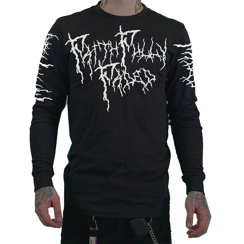 "Doobie ""Faithfully Faded"" Long Sleeve Shirt"