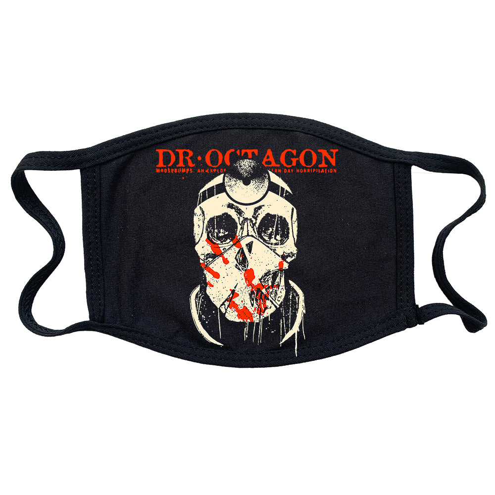 "Dr Octagon ""Drips"" Mask"