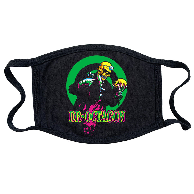 "Dr Octagon ""With Skull"" mask"
