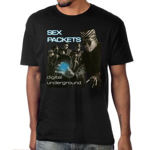 "Digital Underground ""Sex Packets"" T-Shirt"