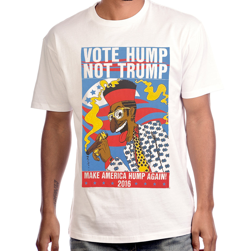 "Digital Underground LIMITED EDITION ""Vote Hump"" T-Shirt"