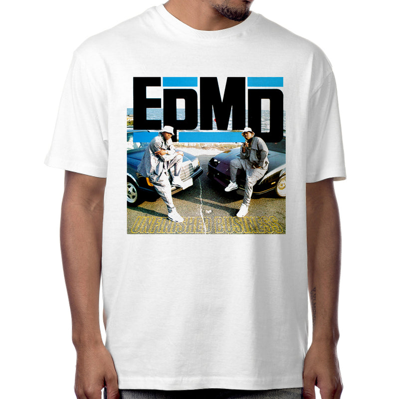 "EPMD ""Unfinished Business"" T-Shirt"