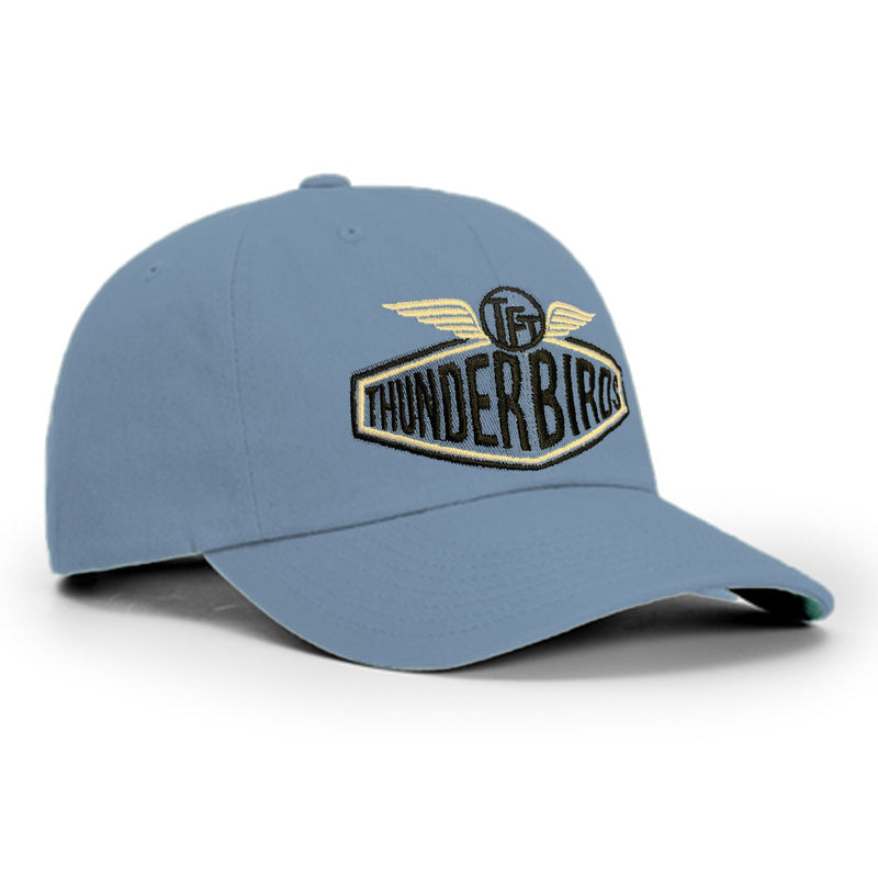 "The Fabulous Thunderbirds ""Car Logo"" Blue Baseball Hat"