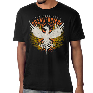 The Fabulous Thunderbirds On the Verge T-Shirt