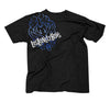"Los Lonely Boys ""Flames"" T-Shirt"
