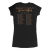 STONY HILL 2017 Tour Women's T