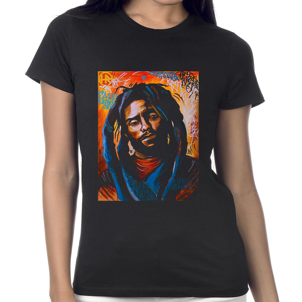 "H.R. ""Painting"" Women's T-Shirt"