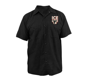 "Ice T ""UZI / Rhyme Syndicate"" Workshirt"