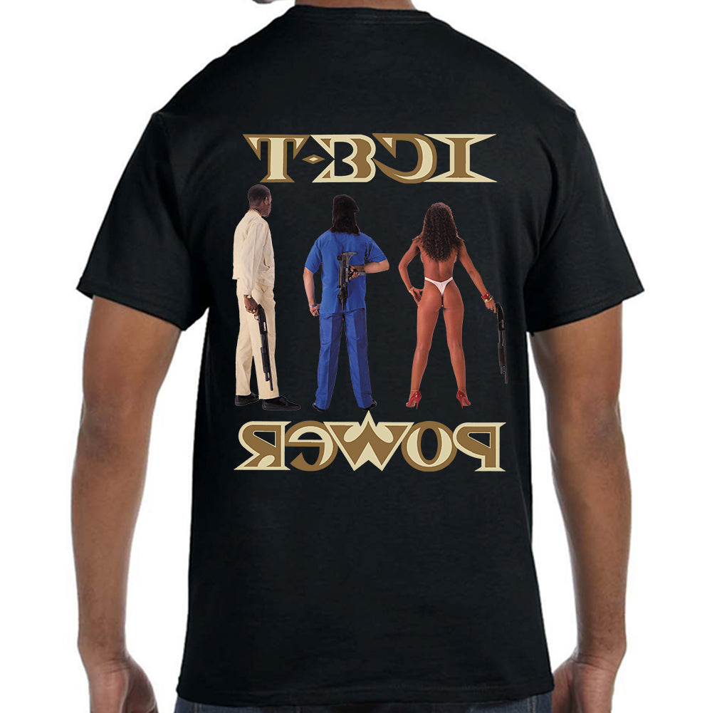 "Ice-T ""Power"" T-Shirt"