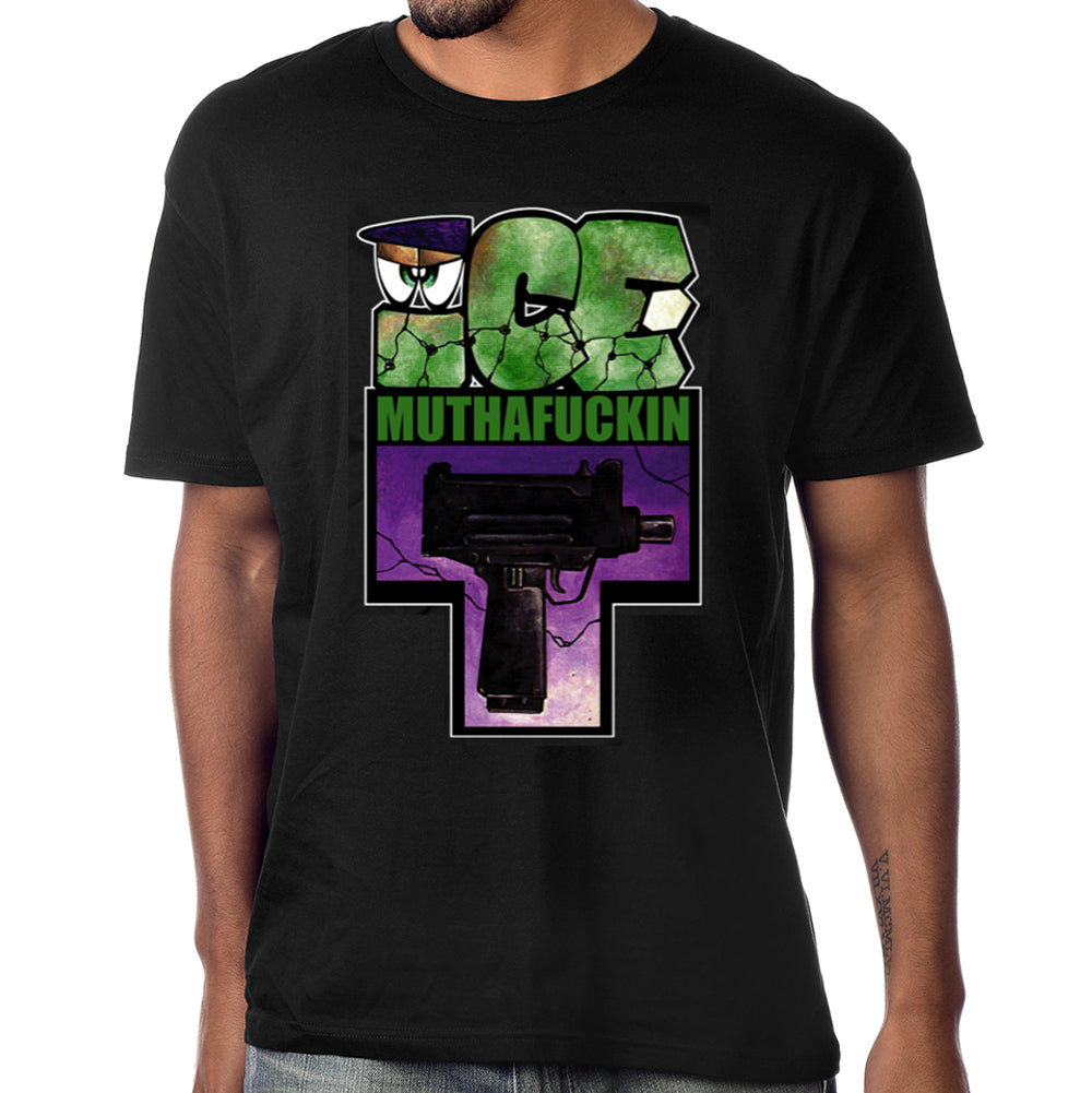 "Ice-T ""Uzi"" T-Shirt"