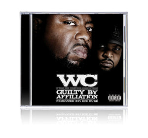 "Westside Connection  ""Guilty By Affiliation"" CD ON SALE!!!"