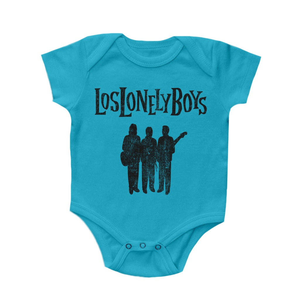 "Los Lonely Boys ""Silhouette"" Kid's Onesie"