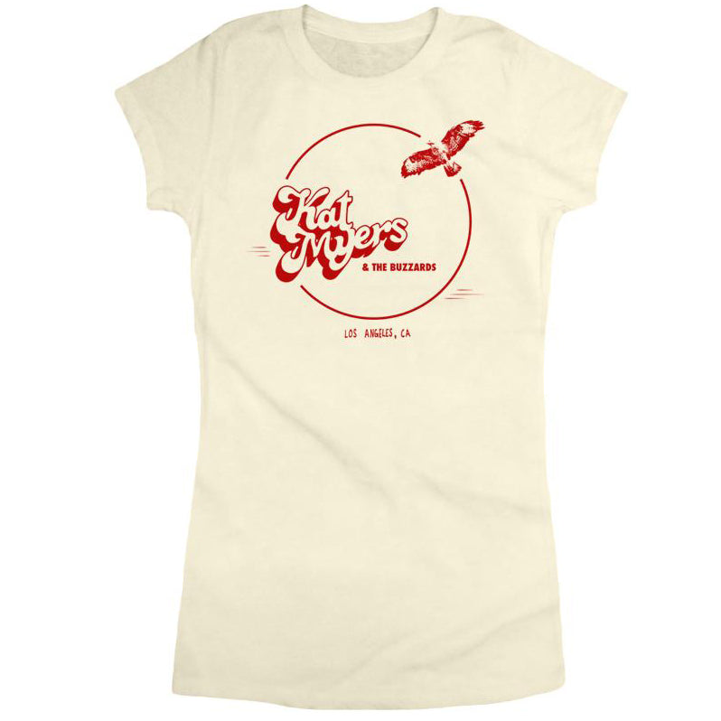 "Kat Myers & the Buzzards ""Logo"" women's t-shirt"
