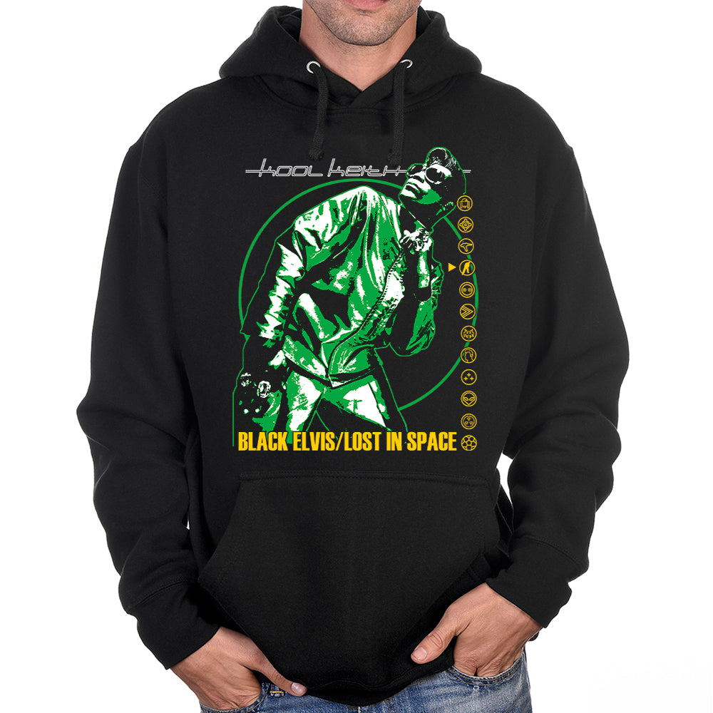 "Kool Keith ""Lost In Space"" Pullover Hoodie"