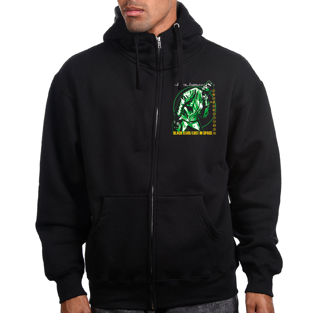 "Kool Keith ""Lost In Space"" Zip Hoodie"