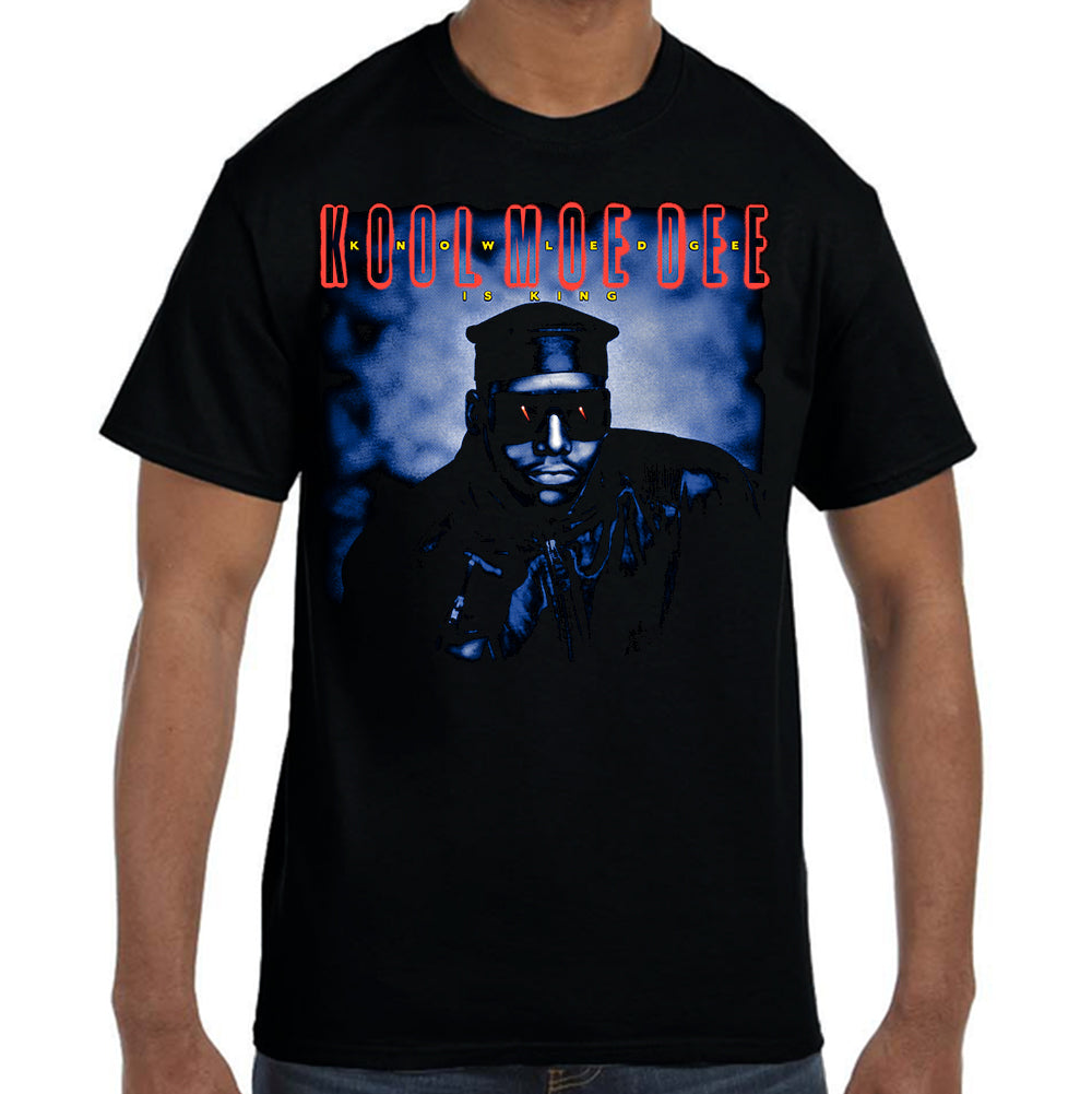 "Kool Moe Dee ""Knowledge Is King"" T-Shirt"