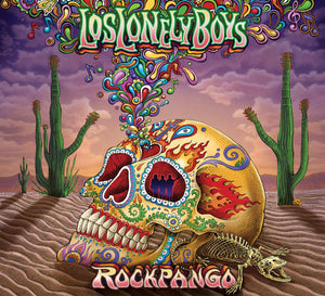 "Los Lonely Boys ""Rockpango"" Special Deluxe Edition CD"