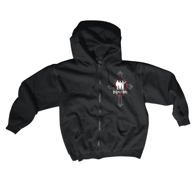 "Los Lonely Boys ""Ray of Light"" Men's Zip Hoodie"