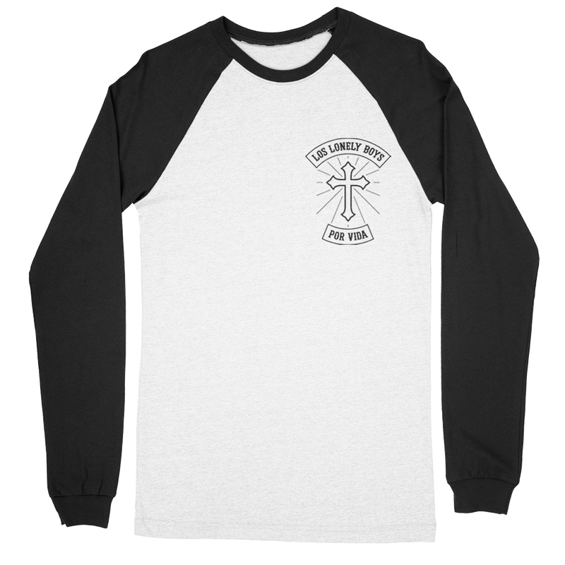 "Los Lonely Boys ""Por Vida"" 3/4 Sleeve Raglan"