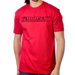 "Digital Underground ""Money-B & Young Hump"" T-shirt in Red"