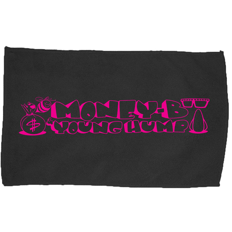 "Digital Underground ""Money-B & Young Hump"" Rally Towel"
