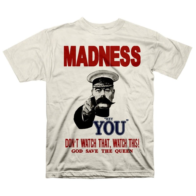 "Madness ""Hey You"" T-Shirt"