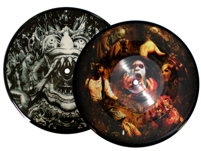 "Mushroomhead ""Save Us"" Picturedisc 7"""