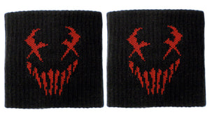 Mushroomhead X-Face Woven Wristbands