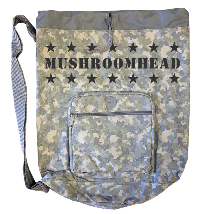 Mushroomhead camo back pack
