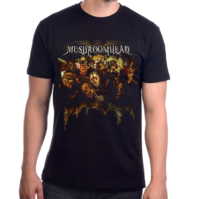 "Mushroomhead ""2014 Band Photo"" Men's T-shirt"