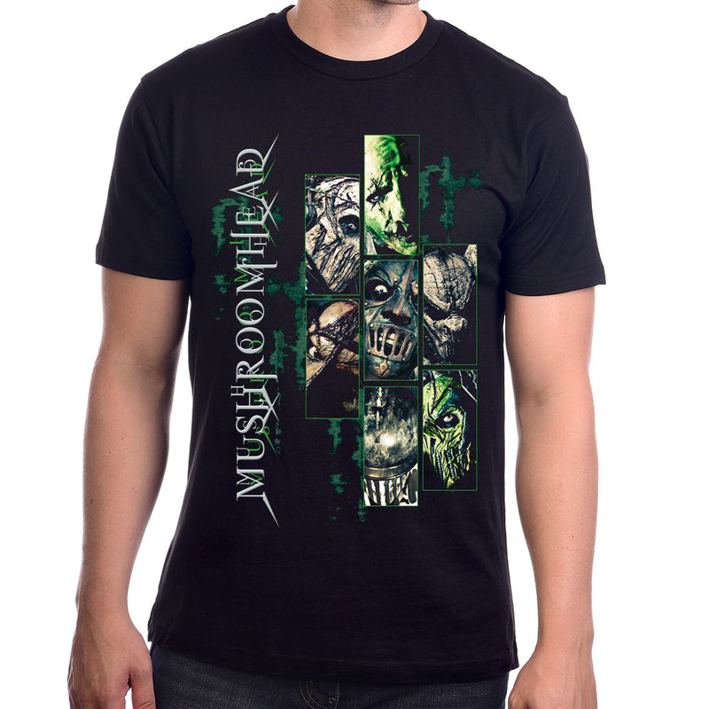 "Mushroomhead ""Blockhead Tour"" T-Shirt"