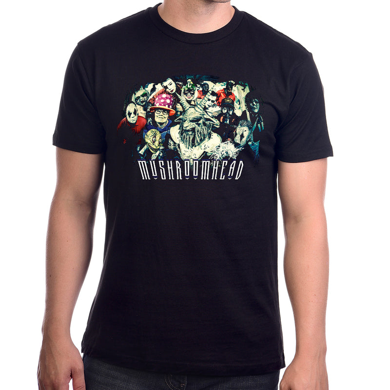 "Mushroomhead Classic ""Never Let It Go"" T-Shirt"