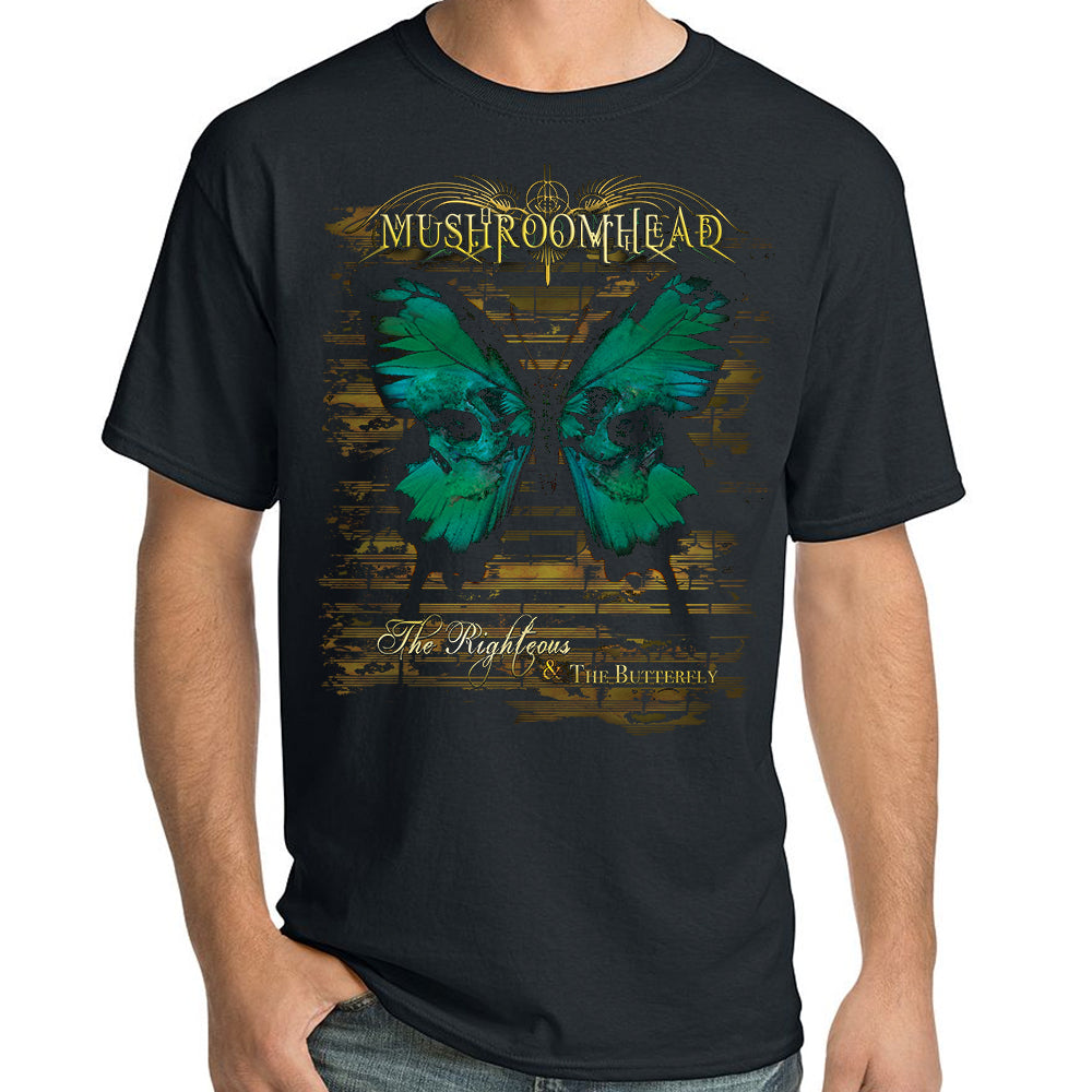 "Mushroomhead ""The Righteous Album Cover"" Men's T-shirt"
