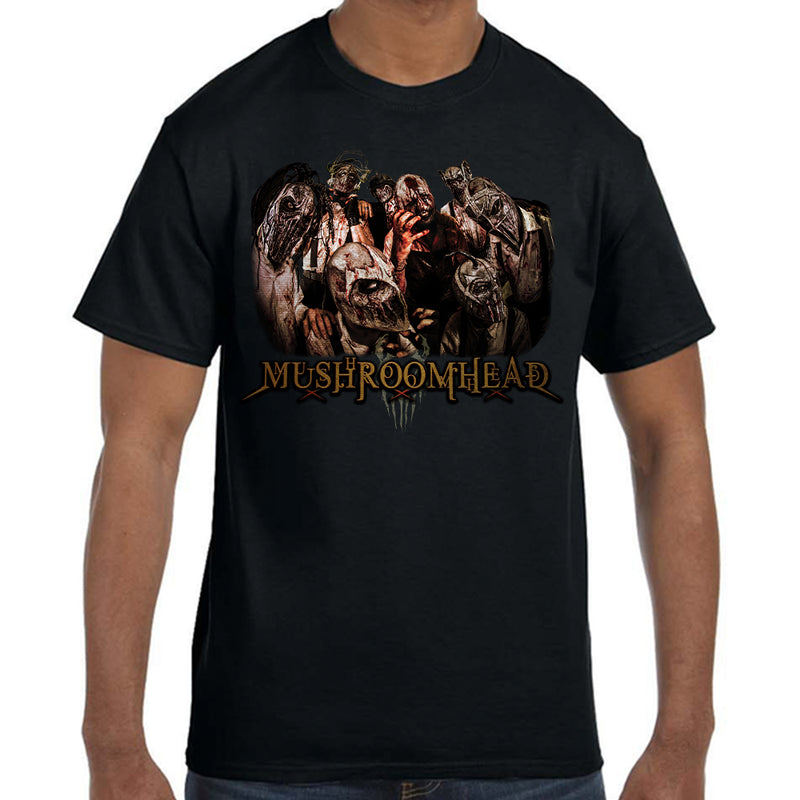 "Mushroomhead ""Summer 2013"" T-Shirt"