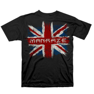 "Manraze ""Union Jacked"" T-Shirt"