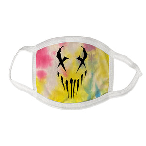 "Mushroomhead ""X Face"" mask in Tie Dye"