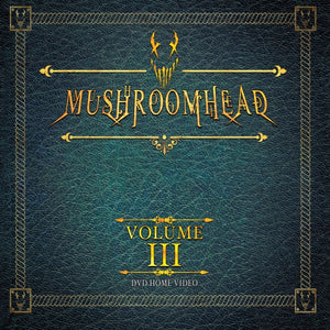 "Mushroomhead Volume III ""An Optical Adventure"" Signed DVD"